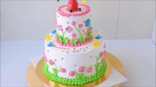 Торт со свинкой пеппа