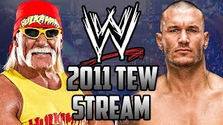 Building to Summerslam | WWE 2011 | Total Extreme Wrestling Stream