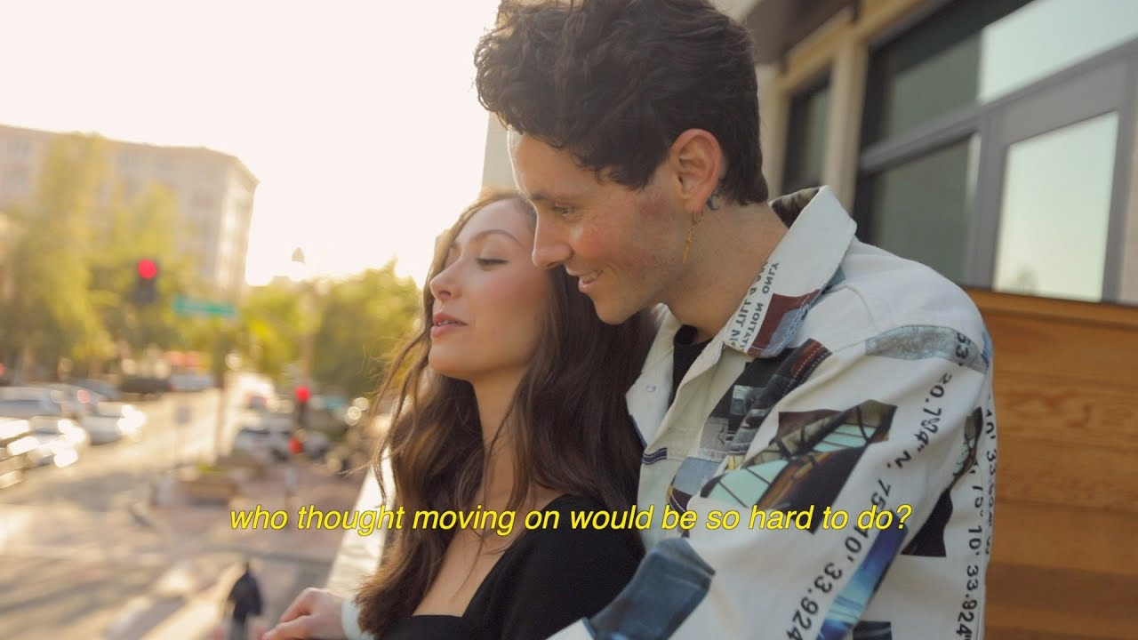 Porsche Love - Moving On (Official Lyric Video)