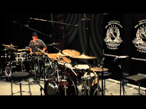 Thomas Lang's Big Drum Bonanza 2014 | Gergo Borlai
