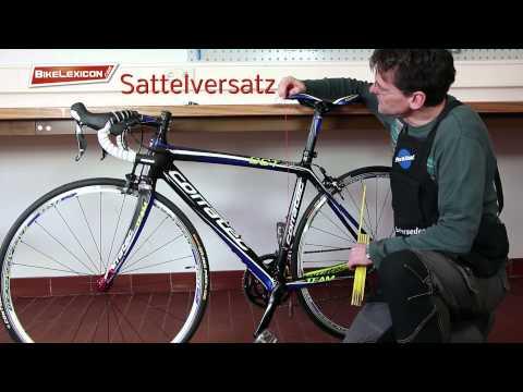Rahmengeometrie, Geometriedaten vom Fahrrad messen