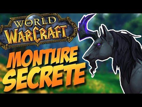 Monture Secrète Cauchemar Lucide sur World of Warcraft