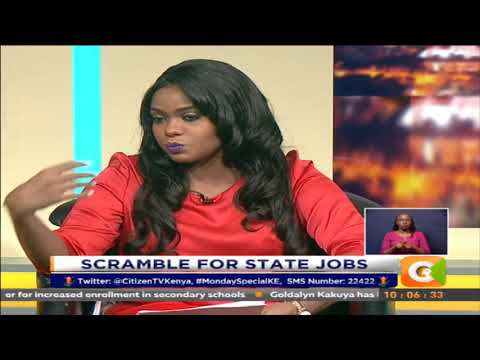 Monday Special | Scramble For State Jobs #MondaySpecial