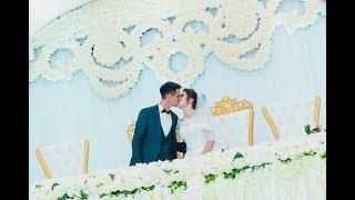 День свадьбы - Олжас и Валентина