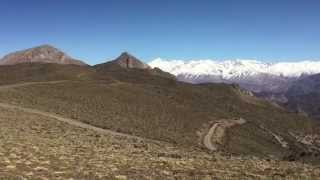 Travesía Ruta 13, Mendoza