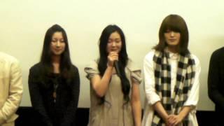 桃まつりpresentsうそ 「弐のうそ」 舞台挨拶 (2010・3・18) ...