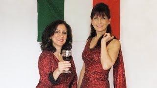 """The Sparklettes Duo sing Romagna Mia """"Viva Italia!"""""""