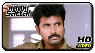 kaaki sattai tamil movie scenes sivakarthikeyan funny introduction scene sri divya