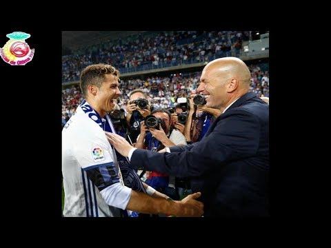 Cristiano Ronaldo - Melhor jogador de futebol do mundo   à saída de Zidane do Real Madrid thumbnail