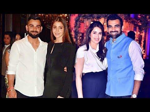 Zaheer Khan's Engagement Party 2017 Full Video HD - Virat Kohli,Anushka Sharma,Sagarika Ghatge