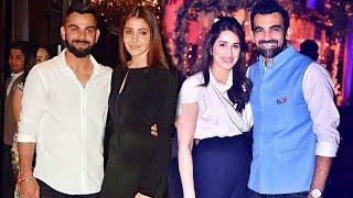Zaheer Khan's Engagement Party 2017 Full Video HD   Virat Kohli,Anushka Sharma,Sagarika Ghatge