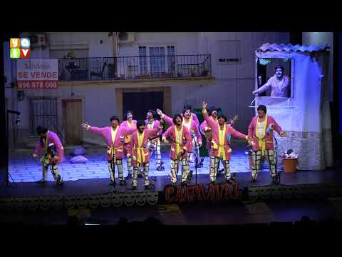A la luz de la luna me fumo un fortuna Chirigota de San Roque Carnaval 2020