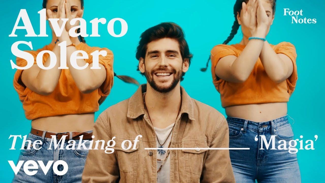 Download Alvaro Soler - The Making of 'Magia' | Vevo Footnotes