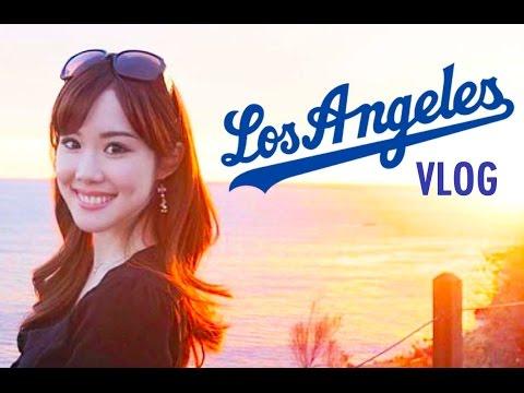 【LA VLOG】My Travel Skincare, Japanese Supermarkets, St. Regis Hotel Tour, & Hometown!