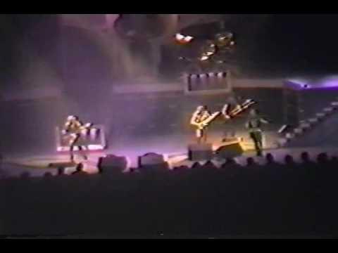 Judas Priest-Jawbreaker-Montreal Canada 84