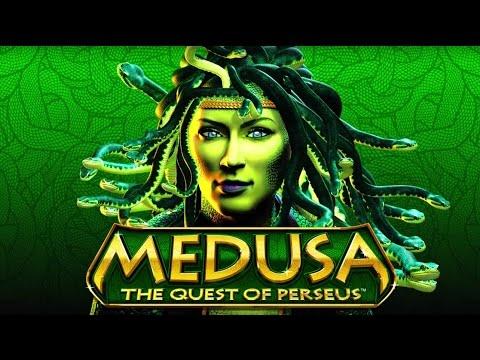 Medusa Slot - LIVE PLAY BONUS! - 동영상