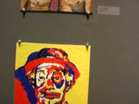 Clowns, backroom show @ Blackfish Gallery