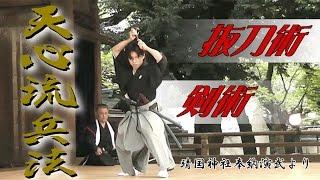 古武術 天心流兵法~四之動画~ 抜刀術・剣術 Tenshinryu hyouho PV #4