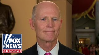 Rick Scott: Schiff got kneecapped, there was no quid pro quo