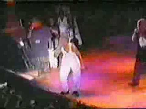 2Pac Shakur / Hit em Up (Live Concert)