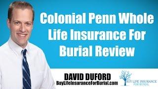 Colonial Penn Life Insurance - Alot.com