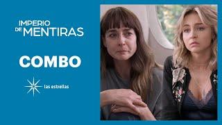 Imperio de mentiras: ¡Renata intenta abrirle los ojos a Elisa! | C- 41 | Las Estrellas