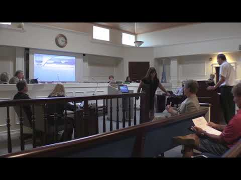 Borough of Stone Harbor   August 15 Work Session 1 of 2