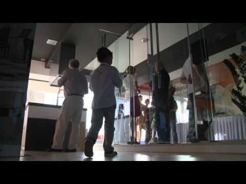lp spazio inaugurazione show room spalato youtube