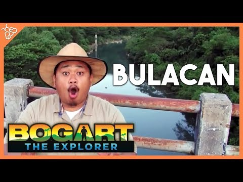 Bogart the Explorer: BULACAN