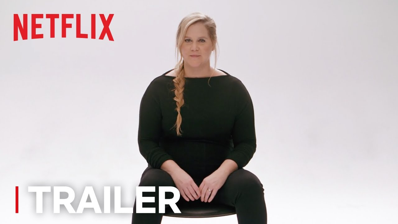 Amy Schumer Is Growing But Not Sure What It All Means