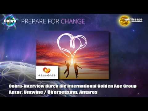 COBRA: Cobra-Interview durch die International Golden Age Group (deutsche Fassung)