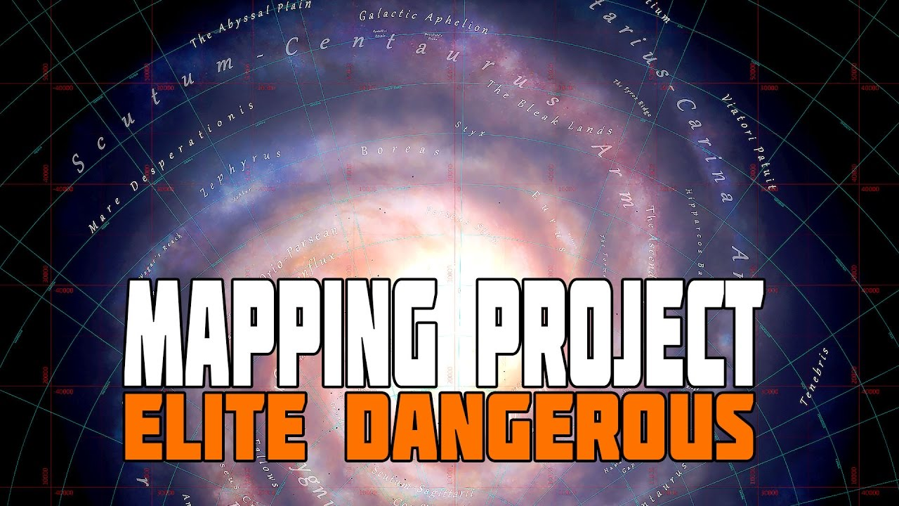 Information] The Galactic Mapping Project & Expedition Hub