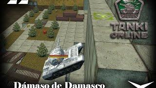 22.El tanque que susurraba a las paredes (Tanki Online) // Gameplay Español