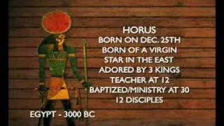 Jesus: Christ or Copycat - Responding to Zeitgeist - Part 1/6