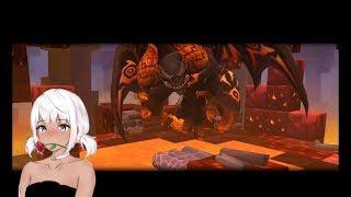 [MapleStory 2] GMS2 First Clear Chaos Raid - Wrath of Infernog : Wizard POV
