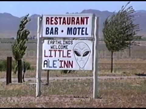 Area 51 - Alamo and Rachel, Nevada (B-Roll)