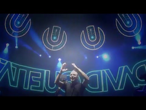 David Guetta live Miami Ultra Music Festival 2015