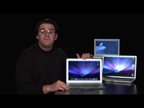 Using Apple Computers : Buying A Mac Laptop