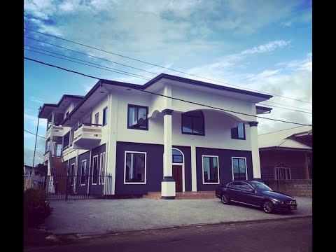 For rent a NEW Caribbean Business & Incubation Center Building in Paramaribo by Prakaash Rostam