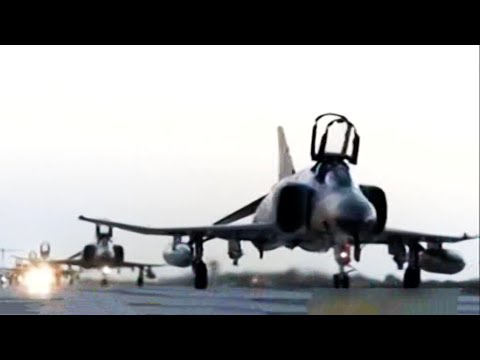Iran air drill: Large-scale exercise involves several air bases
