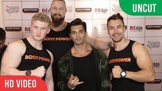 uncut bodypower expo 2018 fitness event karan singh grover