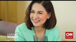 Leading Women: Marian Rivera