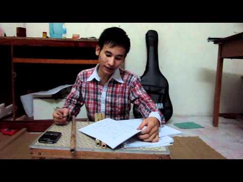 Hướng dẫn thổi sáo: Bèo dạt mây trôi - sáo trúc Cao Trí Minh