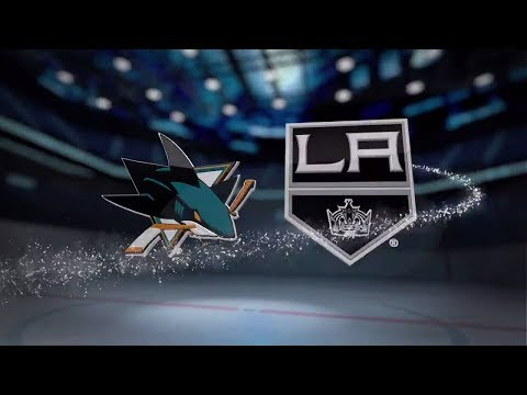 San Jose Sharks vs Los Angeles Kings - November 12, 2017 | Game Highlights | NHL 2017/18.Обзор матча