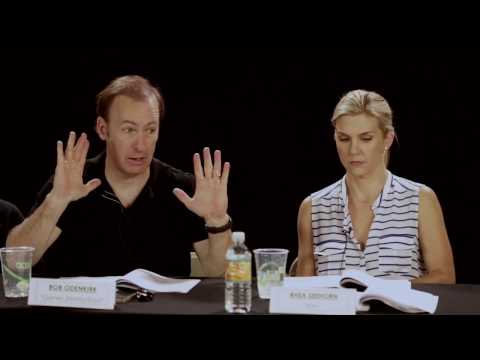 Better Call Saul Season 2 Table Read