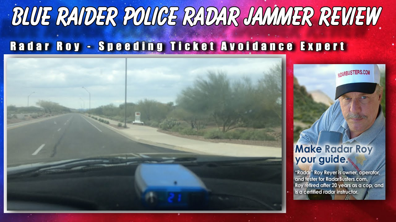 Police Radar Jammer >> Blue Raider Radar Jammer Review Youtube