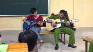 Dù có cách xa( guitar hoà tấu: Gà Con Gáy, Tô Nguyễn)