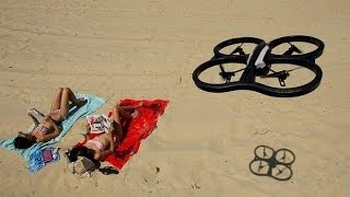 Drones Are Coming For Your Right To Be Naked At Home
