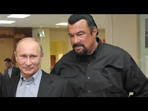 Steven Seagal Leads Congressional Delegation