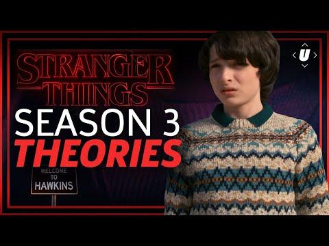 Stranger Things Season 3 Theories!